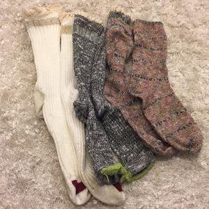 Cute Socks Bundle - 3 Pairs!